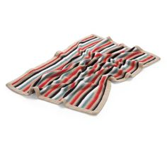 $69.99-$119.99 Baby Stokke XPLORY Blanket V3 - Red Multi100% cotton. Button attachment for stroller hood, to use as 'celebrity blanket