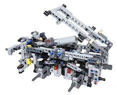 LEGO Technic Building Tip - Multiple Axle Differentials - ICHIBAN Toys