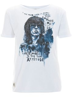 WORN BY KEITH RICHARDS T-SHIRT