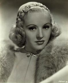 Betty Grable c.1937