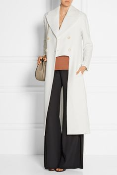 Rosetta Getty asymmetrical coat