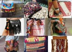 fringes handbag, clutches, purses, these 9 boho handbags is a must have in your wardrobe. Chic style is a given.