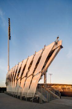 Galería de Grandstand Stadium / ROSSETTI - 6