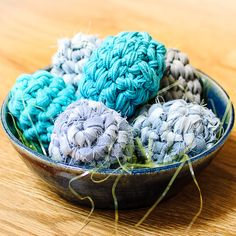 The Most Unique Easter Egg Crochet Pattern