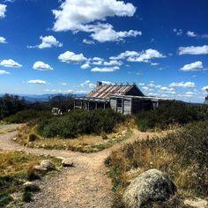 Finally made it to Craig's Hut #craigshut#outback#highcountry#australia#adventure#travel#views#hut#view#amazing by ashabobasha