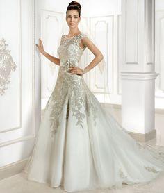 Cosmobella Style 7741 | www.DemetriosBride.com #weddingdress #bride #bridal