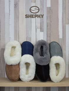 b797b7527 13 Best Shearling Slippers images in 2018 | Fuzzy slippers ...