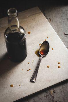 burnt sugar syrup