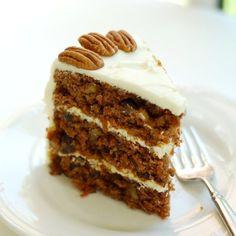 Maida Heatter's Carrot Cake
