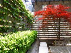 Terrazzo in stile giapponese - Il perfetto outdoor zen