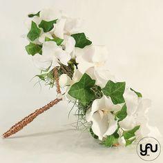 Buchet mireasa ORHIDEE Wedding Bouquets, Wedding Brooch Bouquets, Bridal Bouquets, Wedding Bouquet, Wedding Flowers