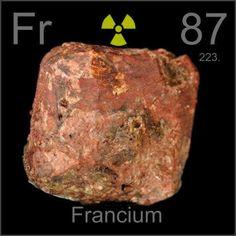 87   Fr - Francium