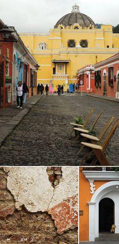 Antigua Guatemala Central America, South America, Little Black Bird, Guatemala City, Spanish Architecture, Tikal, Spanish Class, Travel Bugs, Places Ive Been