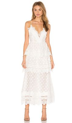 Shop for self-portrait Ivy Lace Dress in White at REVOLVE. Free 2-3 day shipping and returns, 30 day price match guarantee.