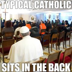 Typical Catholic