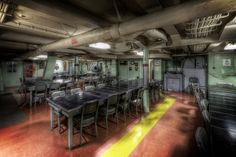 USS Salem by Frank Grace
