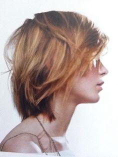 Cut 'summer' by mod's hair