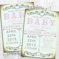Fancy baby shower invitation printable invite by cloud9factory fancy baby shower invitation printable invite by cloud9factory 2000 filmwisefo