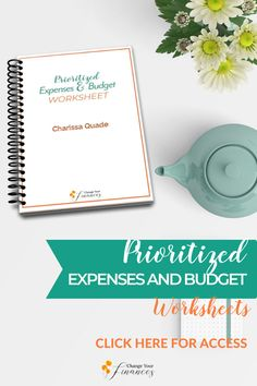 Imagine… always having enough money for food and housing with one simple budget adjustment. Finally, prioritize your budget with this easy to use worksheet. via Charissa Budgeting Finances, Budgeting Tips, Ways To Save Money, Money Saving Tips, Paying Off Student Loans, Stress, Paying Off Credit Cards, Budget Planer, Making A Budget