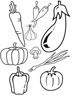 Printable Cornucopia Fall is a wonderful time to make harvest and Thanksgiving crafts. Our Printable Cornucopia can be printed out in color or black and white patterns. Kids Crafts, Thanksgiving Crafts For Toddlers, Toddler Crafts, Preschool Crafts, Fall Crafts, Kids Diy, Decor Crafts, Vegetable Coloring Pages, Fruit Coloring Pages