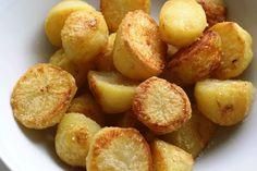Ha! adoro quando ensinam coisas simples Batatas assadas