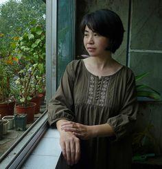Liu Xun 劉洵 - Feng Zikai award winner 2015 (author and illustrator)