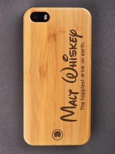Buy Malt Whiskey Spoof Engraved Wooden Smartphone Case Online for Bombay Trooper, Wooden Phone Case, Bamboo Cutting Board, Whiskey, Smartphone, Iphone Cases, Whisky, Iphone Case, I Phone Cases