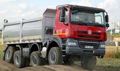 Tatra truck.