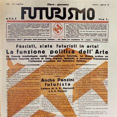 Italian newspaper front cover and masthead design and typography. vernacular design from Italy. inspired by Louise Fili work and education a...