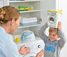 Dóza na prášek na praní