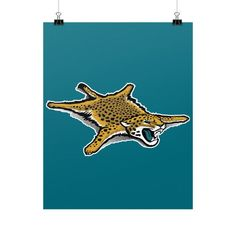 Jaguars Parody Poster