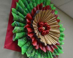 decoracin navidea con materiales reciclados energa de