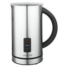 Aerolatte Compact Milk Frother from Lakeland - my one of these broke about a year ago and I miss it so much! Cafe Style, Kitchen Essentials, Own Home, Kettle, Cupboard, Hot Chocolate, Compact, Milk, Cleaning