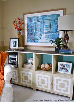 Как перекрасить мебель: две идеи. Обсуждение на LiveInternet - Российский Сервис Онлайн-Дневников
