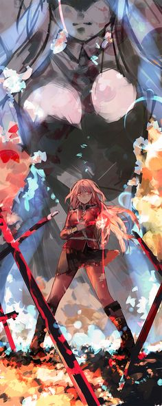 Florence Nightingale art from fate grand order Solomon And Sheba, Berserker Fate, Fate Characters, Florence Nightingale, Saeran, Fate Anime Series, Art Station, Fate Zero, Type Moon
