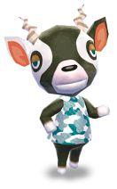 Zell - Animal Crossing: New Leaf #ACNL