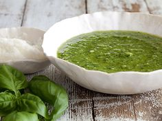 Basil Pesto Recipe : Food Network Kitchen : Food Network