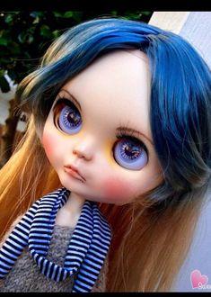 ooak custom blythe doll | eBay