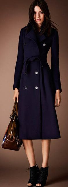 burberry 2014  I love Navy!
