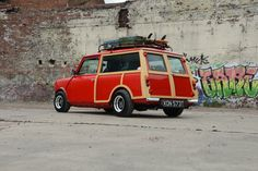 mini clubman estate with a difference traveller /woody   eBay