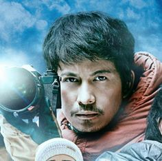 Jun'ichi Okada in Everest - the summit of gods