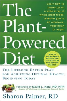 """Harness the power of whole-plant foods to lead a long and vibrant life—whether you're vegan, vegetarian or omnivorous! The Plant-Powered Diet is not a diet you'll go """"on"""" today and """"off"""" tomorrow. It is a simple, satisfying, and thoroughly delicious way of eating that can not only last your lifetime—but lengthen it."""