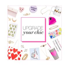 """""""Upgrade Your Chic"""" by polyvore-editorial ❤ liked on Polyvore featuring ban.do, Dollhouse, women's clothing, women, female, woman, misses and juniors"""