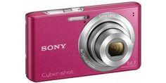 Cámara digital compacta Sony DSC-W610/P fucsia  $99
