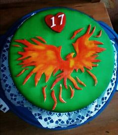 Főnix torta