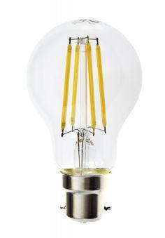 Stunning Sera Technologies LED Filament Light Bulb A mm w Dimmable