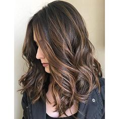 Looking for most pretty demanding hair color ever? See here the most great ideas of various balayage hair colors. Balayage is a French hair coloring technique where the color is painted on the hair… Brown Blonde Hair, Light Brown Hair, Best Brunette Hair Color, Brown Hair For Pale Skin, Darkest Brown Hair, Summer Brown Hair, Black Hair, Beige Hair, Brown Curls