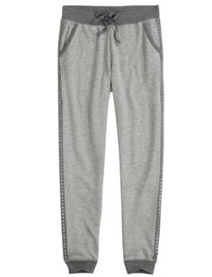 Solid Active Jogger Pants | Shop Justice ($36.90) | Kids Clothing Ideas