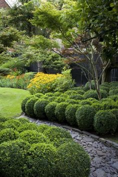 Garden and Landscape Design - House & Garden, The List