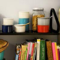 Ceramic jars from Iittala